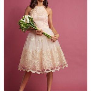 Chi Chi London x ModCloth Eloquent Admirer Dress 6